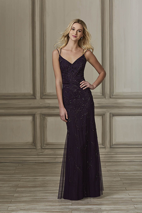 40148 Bridesmaids                                      dress by Adrianna Papell Platinum: Bridesmaids