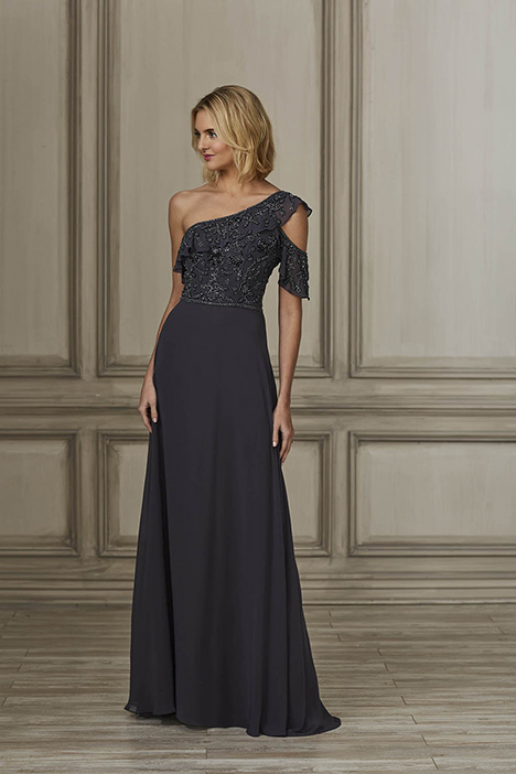 40151 Bridesmaids                                      dress by Adrianna Papell Platinum: Bridesmaids