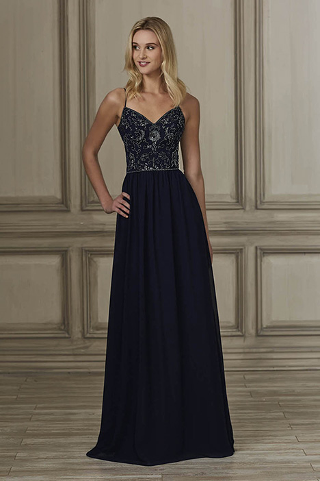 40154 Bridesmaids                                      dress by Adrianna Papell Platinum: Bridesmaids