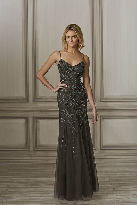 40157 Bridesmaids dress by Adrianna Papell Platinum: Bridesmaids