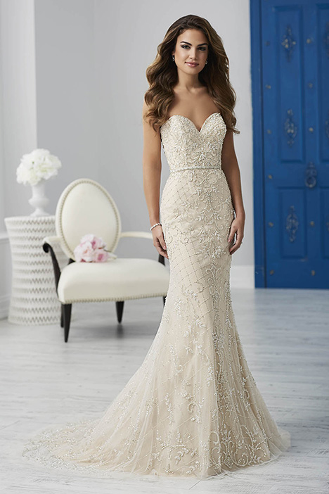 15671 Wedding                                          dress by Christina Wu