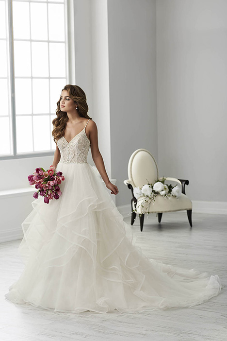 15672 Wedding                                          dress by Christina Wu