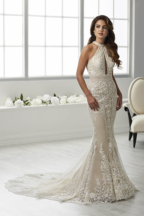 15673 Wedding                                          dress by Christina Wu