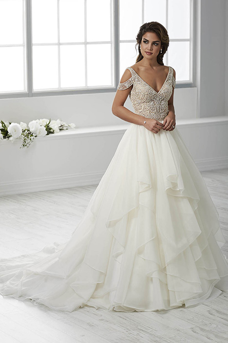 15676S Wedding                                          dress by Christina Wu