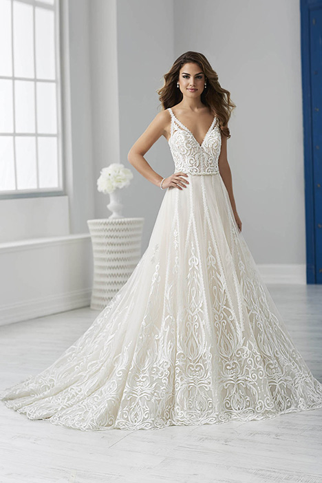 15682 Wedding                                          dress by Christina Wu