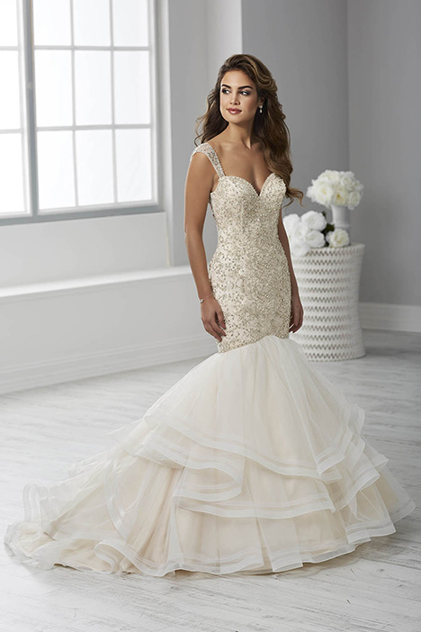 15683 Wedding                                          dress by Christina Wu