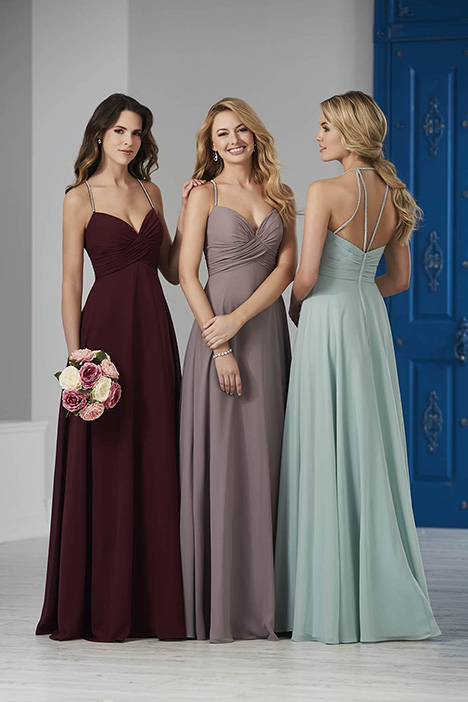 22831 Bridesmaids                                      dress by Christina Wu Celebration