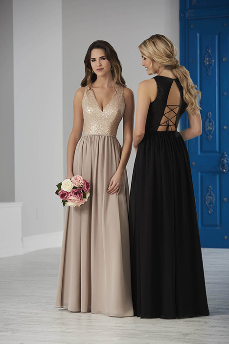 22857 Bridesmaids                                      dress by Christina Wu: Celebration