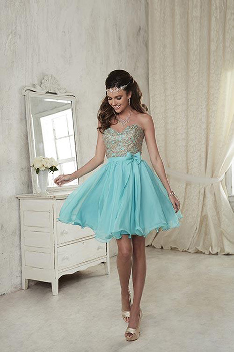 52386 Prom                                             dress by Damas