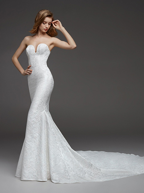 Corelia Wedding                                          dress by Pronovias Atelier