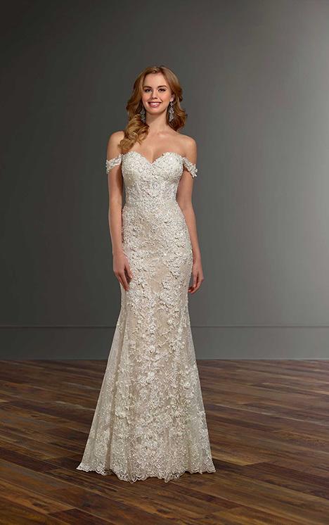 1018 Wedding                                          dress by Martina Liana