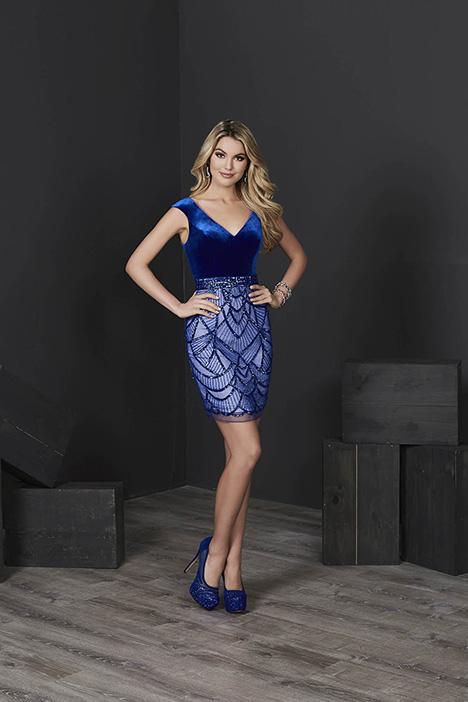 27222 Prom dress by Tiffany Designs