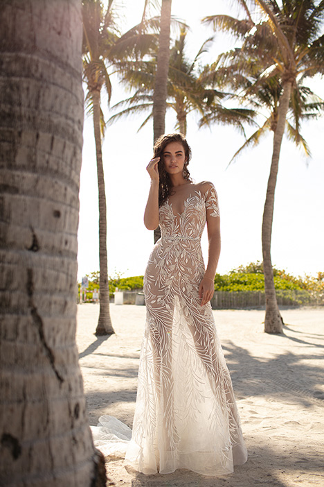 19-01 Wedding                                          dress by Berta Bridal