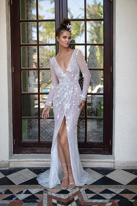 Style 19-16 gown from the 2019 Berta Bridal collection, as seen on dressfinder.ca