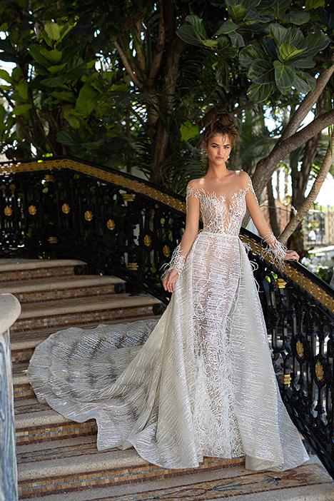 19-19 Wedding                                          dress by Berta Bridal