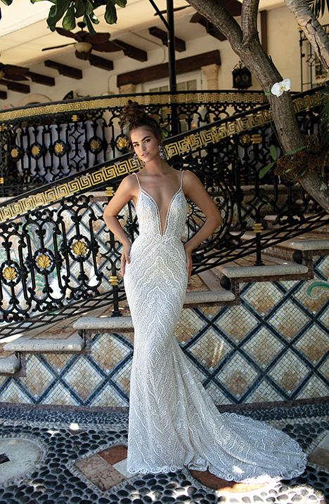 19-24 Wedding                                          dress by Berta Bridal