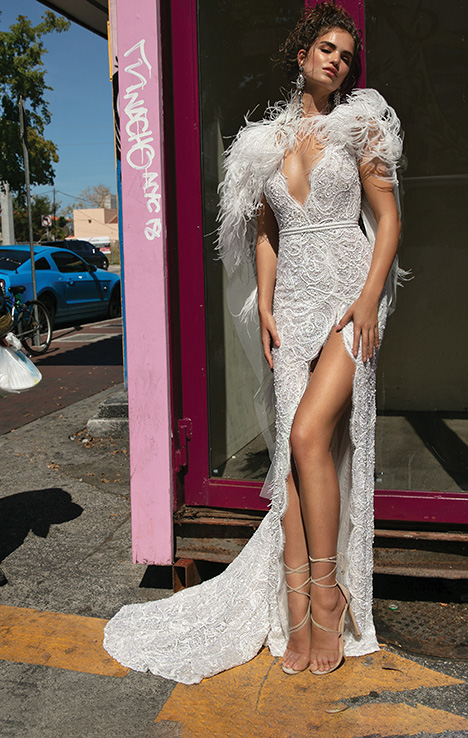 19-28 Wedding                                          dress by Berta Bridal