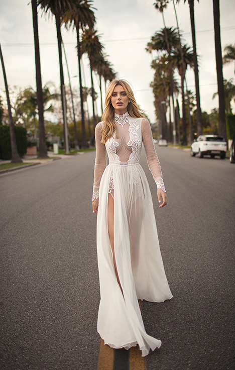 Camille Wedding                                          dress by Muse by BERTA