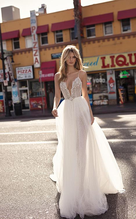 Carly Wedding                                          dress by Muse by BERTA