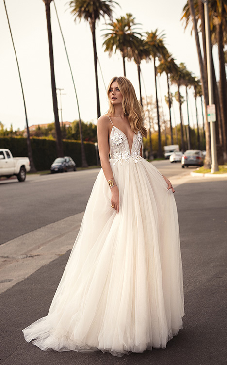Cecilia Wedding                                          dress by Muse by BERTA