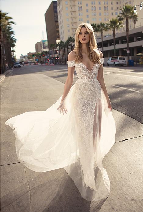 Charlotte Wedding                                          dress by Muse by BERTA