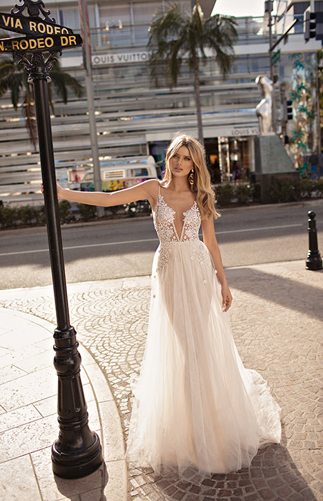 Cindy Wedding                                          dress by Muse by BERTA