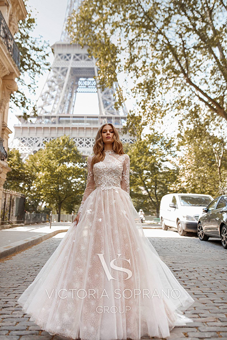 Dior Wedding dress by Victoria Soprano