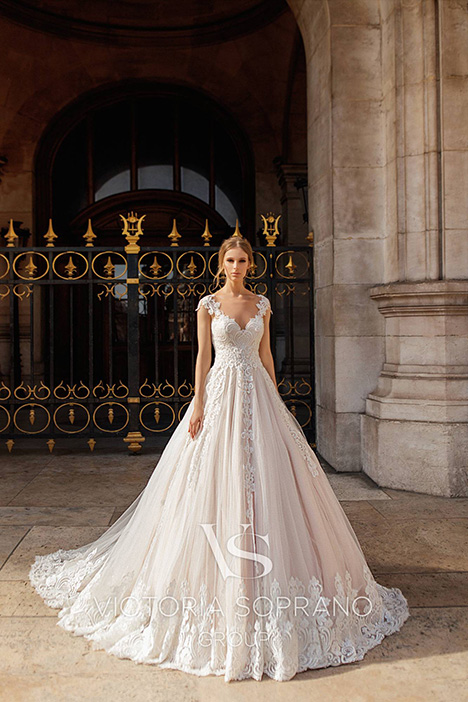 Ivonna Wedding dress by Victoria Soprano