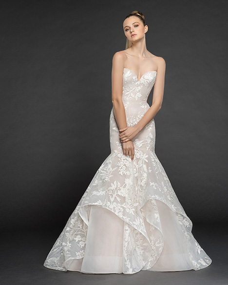 1854 Aair Wedding                                          dress by Blush by Hayley Paige