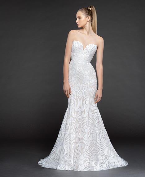 1858 Safyr Wedding                                          dress by Blush by Hayley Paige