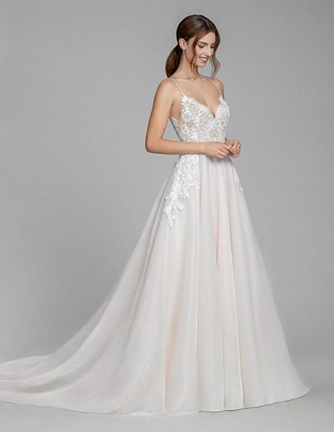 2851 Paola Wedding                                          dress by Tara Keely