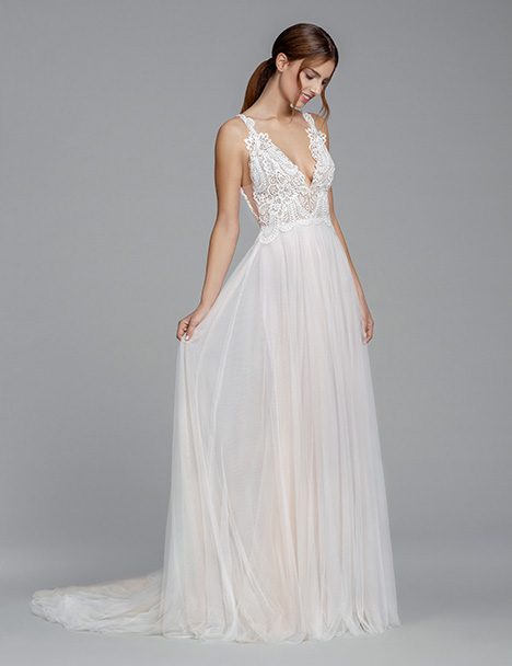 2857 Myra Wedding                                          dress by Tara Keely