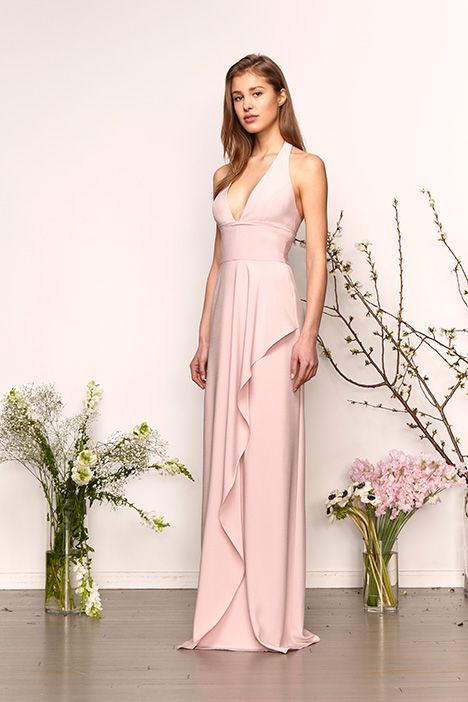 Amaya (450563) gown from the 2019 Monique Lhuillier: Bridesmaids collection, as seen on dressfinder.ca