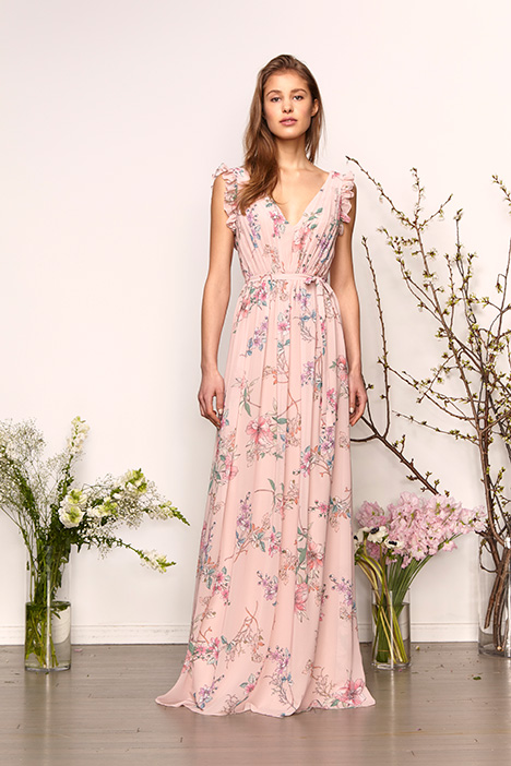 Eden (450569) gown from the 2019 Monique Lhuillier: Bridesmaids collection, as seen on dressfinder.ca