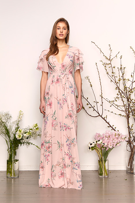Zoe (450570) gown from the 2019 Monique Lhuillier: Bridesmaids collection, as seen on dressfinder.ca