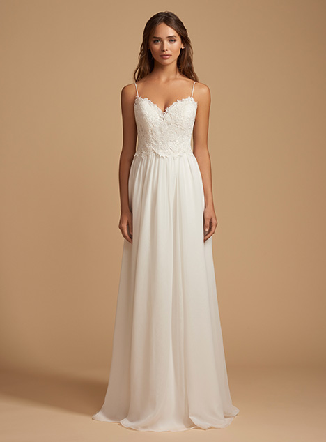 Lyle Wedding                                          dress by Ti Adora by Allison Webb