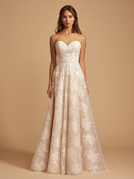 Phillipa Wedding                                          dress by Ti Adora by Allison Webb