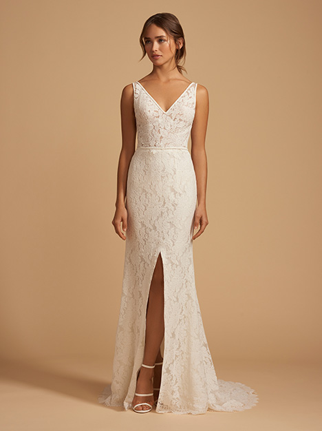 Fletcher Wedding                                          dress by Ti Adora by Allison Webb