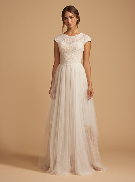 Riva Wedding                                          dress by Ti Adora by Allison Webb