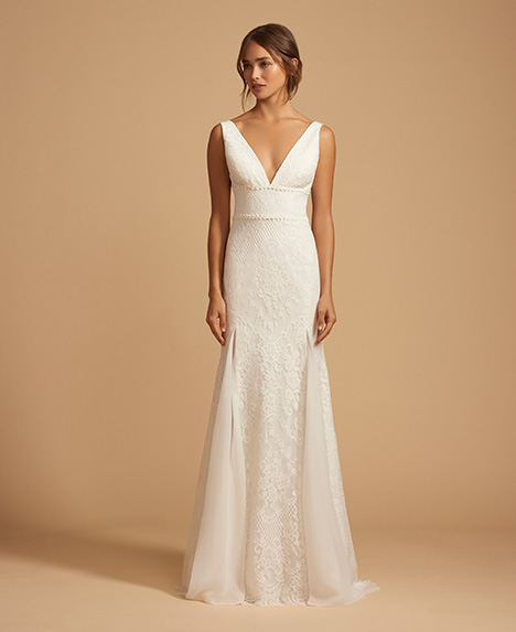 Liana Wedding                                          dress by Ti Adora by Allison Webb