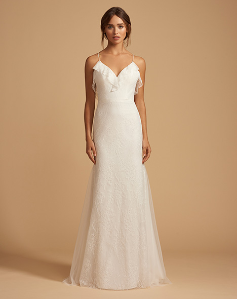 Zola Wedding                                          dress by Ti Adora by Allison Webb