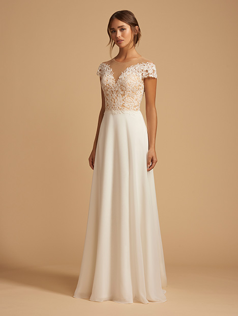Adeline Wedding dress by Ti Adora by Allison Webb