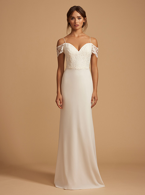 Channing Wedding                                          dress by Ti Adora by Allison Webb