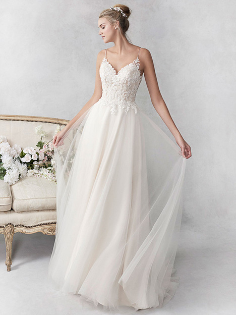 be449 Wedding                                          dress by Ella Rosa