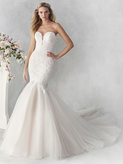 be450 Wedding                                          dress by Ella Rosa