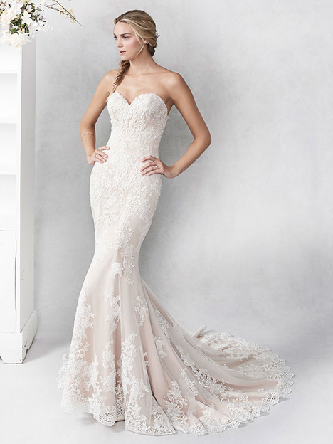be453 Wedding                                          dress by Ella Rosa