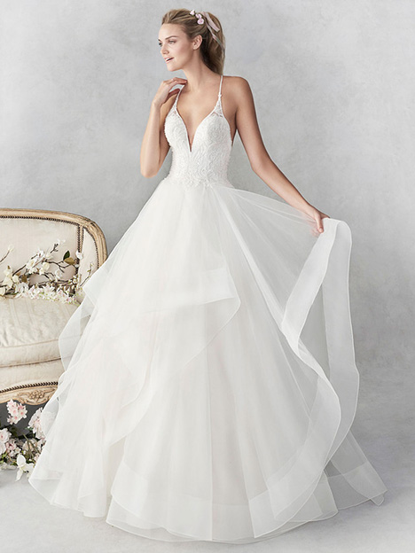 be454 Wedding                                          dress by Ella Rosa