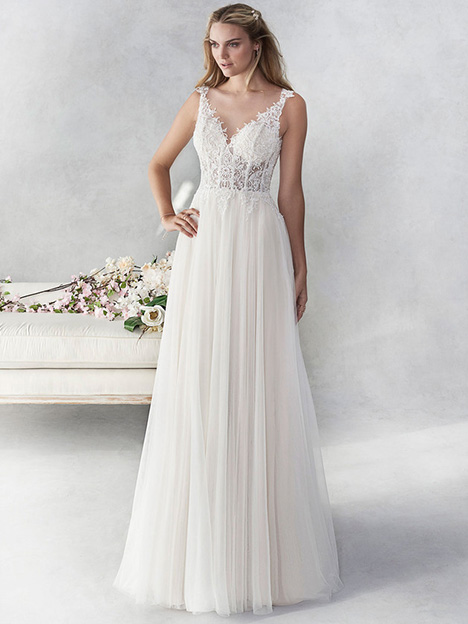 be458 Wedding                                          dress by Ella Rosa