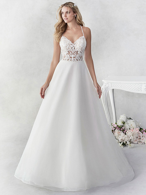 be459 Wedding                                          dress by Ella Rosa