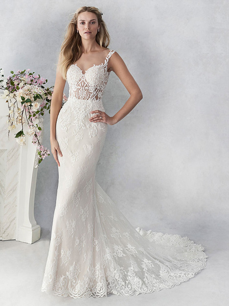 be461 Wedding                                          dress by Ella Rosa
